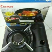 Best Seller Cosmos Kompor Gas Portable CGC-121 P Ready Murah