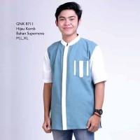 Harga gnk 8711 baju koko fashion pria branded gareu fashion 2018 | antitipu.com