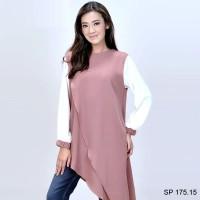 SP 175.15 | Baju Tunik Fashion Wanita Muslim branded Spiccato 2018