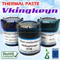 Thermal Paste Botol Hitam Merah Silver Premium Silicon Compound Grease