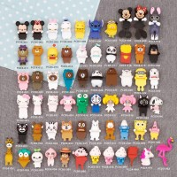 3D Peeking Case/Peeking Doll/Casing Intip/Boneka HP Intip (DOLL ONLY)