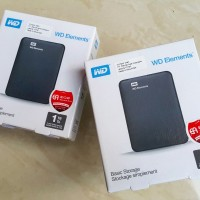 WD Element 1TB HDD hardisk eksternal Elements harddisk external USB3.0