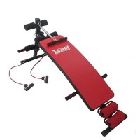 DIJUAL TOTAL FITNES NEW SIT UP BENCH PAPAN ALAT OLAHRAGA PELANGSING