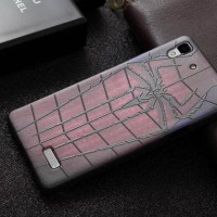 DIJUAL SOFTCASE MARVEL 3D OPPO R7 LITE / R7S CASE HP CASING SILICONE