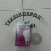 lampu LED 8 watt philips lampu rumah lampu penerang jalan bohlam neon