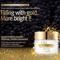[SHARE IN JAR 5 ML[-SECRETKEY 24K Gold Premium First Cream