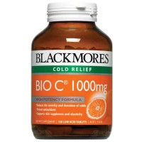 Jual Blackmores Bio C 1000mg - 150Tabs Murah