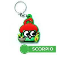Gantungan Kunci Tokopedia - Scorpio