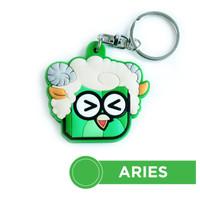 Gantungan Kunci Tokopedia - Aries