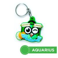 Gantungan Kunci Tokopedia - Aquarius