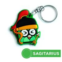 Gantungan Kunci Tokopedia - Sagittarius