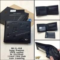 dompet pria braun buffel 01-938 kw super premium dompet cowok dompet