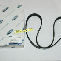 Fan Belt Ford Fiesta All Type Original ( 1,400..1,500 & 1,600 cc)