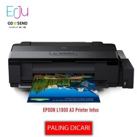 Epson L1800 A3 Printer Infus 6 Tinta PROMO