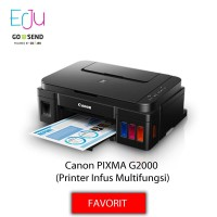 Canon PIXMA G2000 Printer All-in-One Ink Tank (Print,Sc PROMO