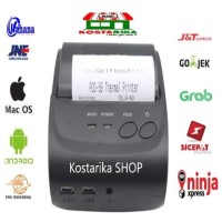 Mini Printer Thermal Bluetooth 58mm EPPOS EP5802AI - Android iOS