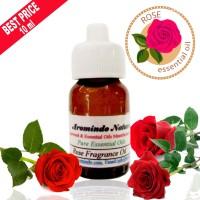 Rose Fragrance  Oil 10 ml   Minyak Mawar 10 ml