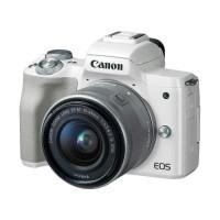Kamera canon eos M50 kit 15-45 is stm garansi resmi