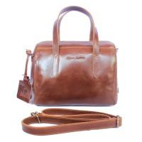 Handbag Havana - Kenes Leather Bag