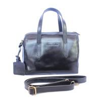 Handbag Black - Kenes Leather Bag
