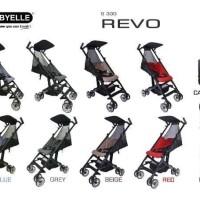 Harga stroller babyelle revo stroler babyelle revo stroller | Pembandingharga.com