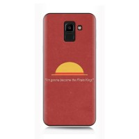 Case Samsung Galaxy J6 2018 - Motif Softcase