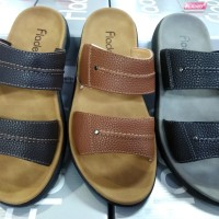 Sandal casual pria fladeo original 100% fullset box new arrival