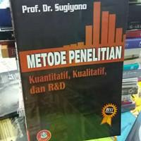 Buku - METODE PENELITIAN kuantitatif kualitatif dan R&D - Sugiyono