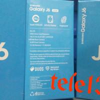 SAMSUNG GALAXY J6 RAM 3GB INTERNAL 32GB GARANSI RESMI