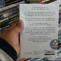 BEST SELLER - BUKU NOVEL MERAYAKAN KEHILANGAN - BY - BRIAN KHRISNA