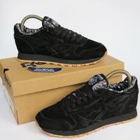 Reebok Classic Leather Paisley Pack UA BNIB (Free tas sepatu)