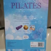 PAKET Buku + DVD + Exercise Mat PILATES Bahasa Inggris