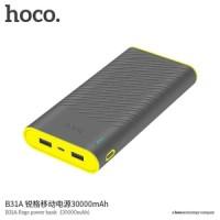 HOCO B31 Rege Power Bank 2 Port 20000mAh - Gray