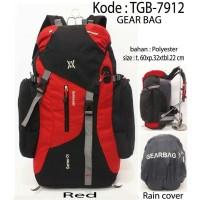 Gear Bag Tas Ransel Traveller and Camping 65 Liter - Original