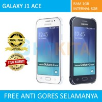 SAMSUNG GALAXY J1 ACE RAM 1GB BLACK WHITE RESMI SEIN