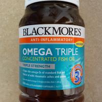 Jual Blackmores Omega Triple Odourless Murah