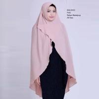 BHJ 0335 | Khimar Hijab Syar'i Branded Gareu Fashion 2018-2019