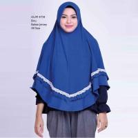 GUM 4734 | Khimar Hijab Syar'i Branded Gareu Fashion 2018-2019