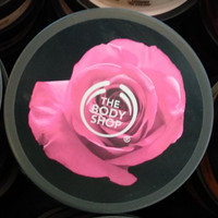 Body Butter British Rose Body shop