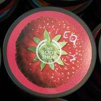 Body Butter Strawberry Body Shop