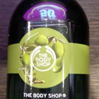 Olive Shower Gel Body Shop