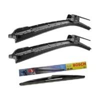 "Bosch Wiper Clear Adv depan belakang Grand Max/Sirion (20"",16"",H352)"