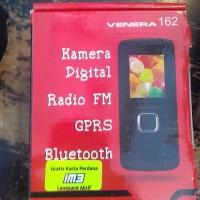 VENERA 162 KAMERA DIGITAL RADIO GPRS BLUETOOTH GRATIS IM3 AKTIF