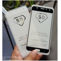Ambigo Tempered Glass 5D Samsung J7 Duo 2018 Full Cover