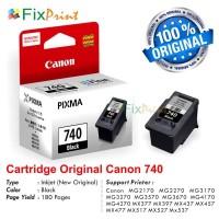 Cartridge Tinta Canon PG740 PG-740 for Printer MG2270 MX377 MX397 477