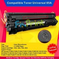 Toner HP 85A CE285A Black, Cartridge Compatible Printer HP P1102 M1212