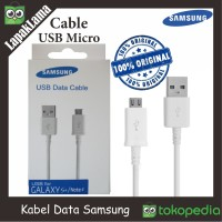 Kabel Data Samsung Micro FAST CHARGING Galaxy S4 Note 4 Original 100 %