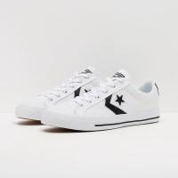 Sepatu sneakers Converse original Star Player Ox White 160580C