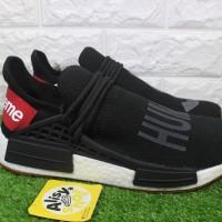 2abc7dfa0 Sepatu Adidas NMD Pharrell Williams Human Race X Supreme Black
