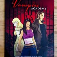 Komik Graphic Novel Vampire Academy by Richelle Mead Bhs Inggris